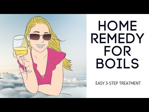 Get Rid Of Boils: Simple Boil Removal Methods