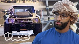 Off-Roading Abu Dhabi's 'Hill of Horrors'