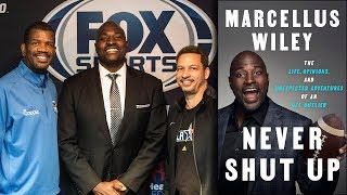 Chris Broussard & Rob Parker: Marcellus Wiley Talks New Book, the NFL & The NBA