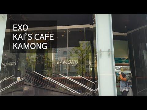 [Hannipman] EXO KAI's cafe KAMONG