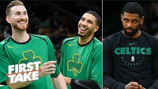 Celtics could win a championship without Kyrie Irving - Max Kellerman | First Take