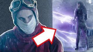 Earth 19's Flash Purple Lightning Explained! - The Flash Season 3