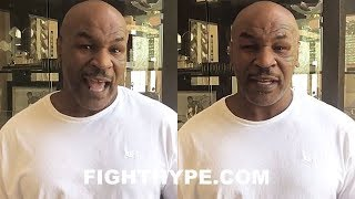 "MIKE TYSON REACTS TO PACQUIAO KNOCKING OUT MATTHYSSE; DECLARES ""PACQUIAO STILL GOT IT"""