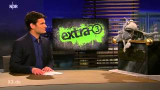 Christian Ehring und der Bundesadler zum aktuellen BND-Skandal