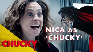 Nica Is Possessed By 'Chucky'   Cult of Chucky