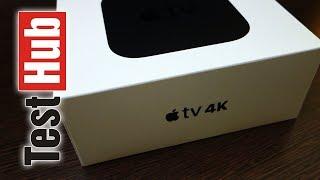 Apple TV 4K - czy to się do czegoś nadaje?