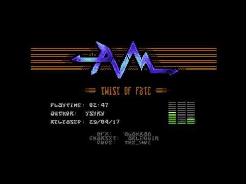Ysyry - Twist of fate (C64 SID)