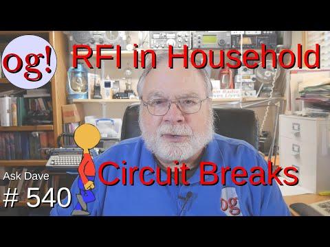 RFI in Household Circuit Breaks (#540)