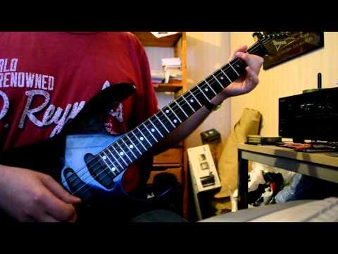 Megadeth - Deadly Nightshade - rhythm guitar cover
