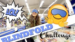Blindfold Challenge - Kristin & Dennis