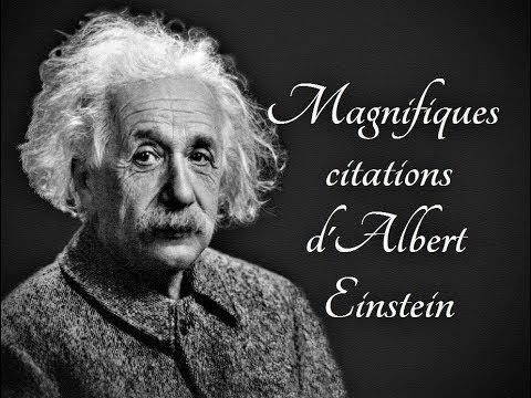 Citation Echec Einstein