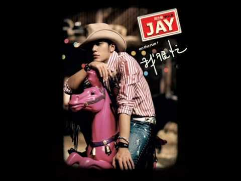 Jay Chou 周杰伦 - 彩虹 Rainbow Track 2 LYRICS