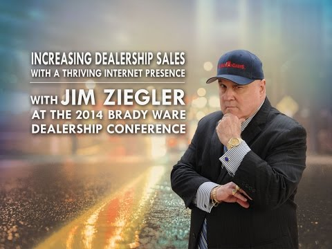Increasing Dealership Sales with a Thriving Internet Presence with Jim Ziegler