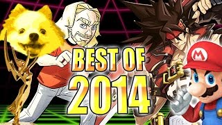Greatest Fighting Game Of 2014: MAX'S BEST OF 2014 (Golden Benny Award)