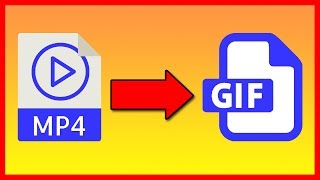 How to convert any video file to a GIF for free - Tutorial