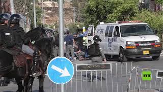 إصابة 6 جنود إسرائيليين بعملية دهس في حي الشيخ جراح بالقدس