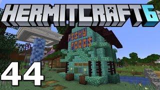 Minecraft Hermitcraft Season 6 Ep.44- Revenge on Cod!