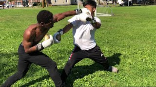 boxer vs street fighters (street boxing ) - YouTube