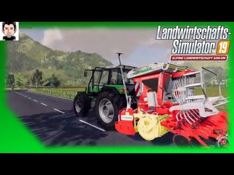 LS19 Sehnsucht nach den Bergen#34 Landwirtschafts Simulator 19