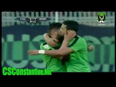 CSC 2 - DRBT 1 : Les buts de la rencontre