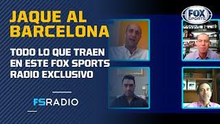 ESTRENO | ¡MESSI puso en jaque al Barcelona | FOX Sports Radio 30/03/20