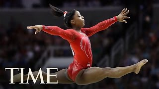 Simone Biles & 'The Magnificent 7': U.S. Gymnastics' Legacy Of Success | TIME