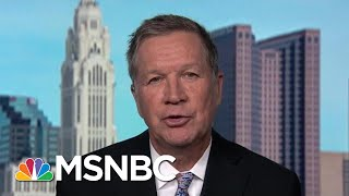 Governor John Kasich: Put The People First And 'Do A Little Painful Giving' | Velshi & Ruhle | MSNBC