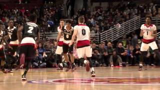 McDonald's All-American game second-half highlights