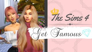 THE SIMS 4 | GET FAMOUS👑 | PART 1 | NEW BEGINNINGS!  |