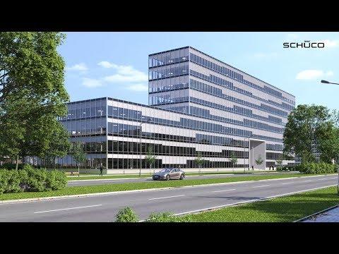 Schüco Sonnenschutz CSB / Schüco Sun Shading CSB