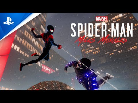 video Marvel's Spider-Man: Miles Morales (PS4 e PS5)