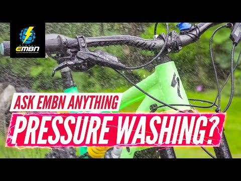 Can I Pressure Wash My EMTB? | Ask EMBN Anything About E-Bikes