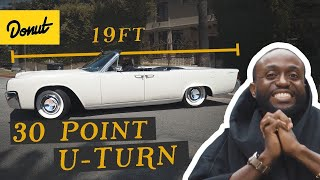 1964 Lincoln Continental: TOO LONG to Drive?   Miracle Whips