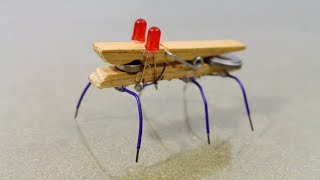 How to Make a Mini Robot bug