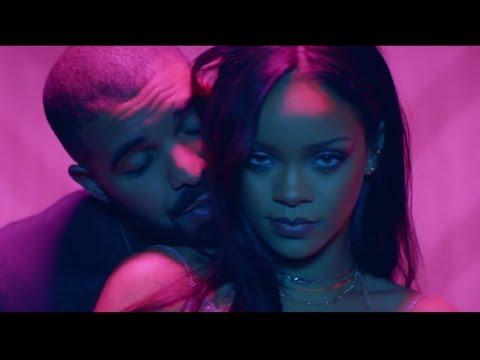 Rihanna Grinds On Drake In