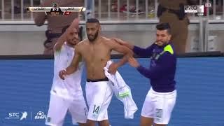 أجمل مباريات الدوري السعودي لموسم 2017/2018     -