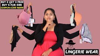 ఆడవాళ్లకు మాత్రమే! | Huge Shyaway Lingerie Haul | Buy 2 Get 3 Bras Free | VijjuTalks