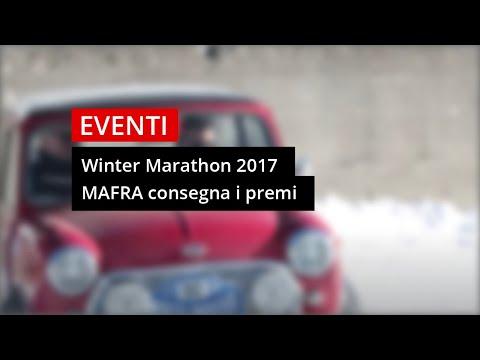 Winter Marathon 2017 #MA-FRA Main Sponsor