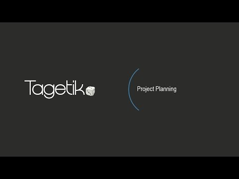 2 min Demo: Project Planning in Tagetik - Tagetik CPM Software