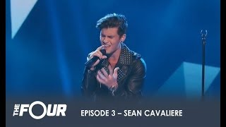 Sean Cavaliere: Brings a Shawn Mendes Vibe To The Stage And The GIRLS Love Him | S1E3 | The Four
