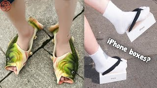 Most Bizarre Weird Shoes You Have Never Seen #2