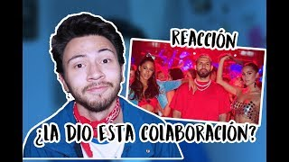 REACCIÓN A '22' - TINI ft GREEICY | Niculos M
