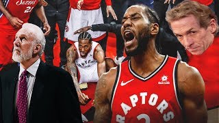 WHY EVERYBODY IS WRONG ABOUT KAWHI ANTHONY LEONARD