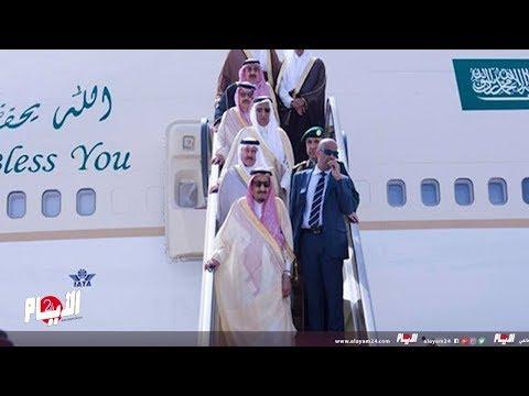 !ترقب في طنجة بشأن عطلة العاهل السعودي و صحيفة إسبانية تكشف التفاصيل