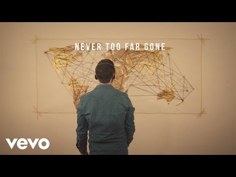 Jordan Feliz - Never Too Far Gone (Lyric Video)