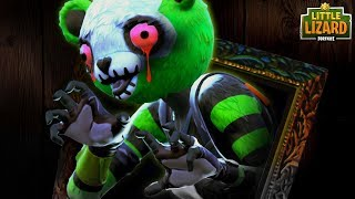 FIVE NIGHTs at the Fortnite BEAR FACTORY (Scary)