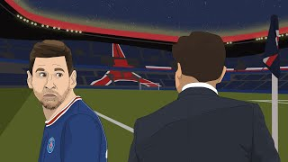 Why Pochettino Substituted Messi
