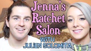 Jenna's Rachet Salon With Julien Solomita