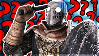 THE WORST PLAYER IN DARK SOULS