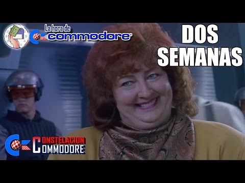 La Hora de Commodore #0012 - DOS SEMANAS